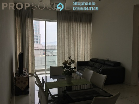 For Rent Condominium at M Suites, Ampang Hilir Freehold Fully Furnished 3R/2B 3.5k