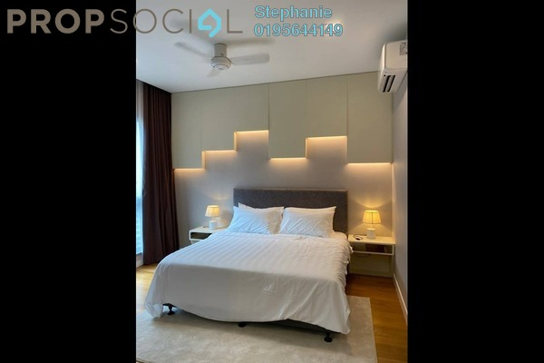 For Rent Condominium at Aria, KLCC Freehold Fully Furnished 1R/1B 3.5k