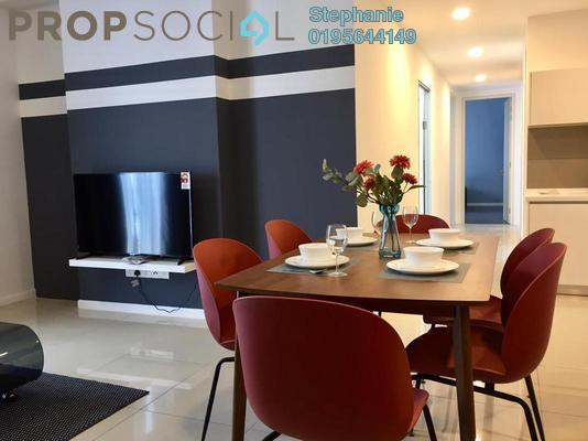 Condominium For Rent in Northpoint, Mid Valley City Freehold Fully Furnished 3R/2B 5.5k