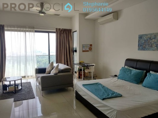 For Rent Condominium at The Horizon Residences, KLCC Freehold Fully Furnished 1R/1B 2.5k