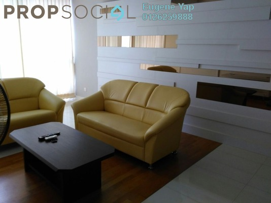 For Sale Serviced Residence at Gateway Kiaramas, Mont Kiara Freehold Fully Furnished 1R/1B 620k