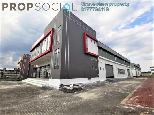 Factory For Rent in i-Parc @ Tanjung Pelepas, Johor Bahru Freehold Unfurnished 0R/0B 8k