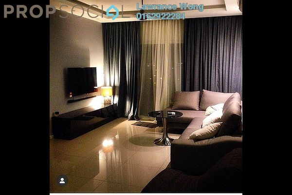 Condominium For Rent in 288 Residency, Setapak Freehold Fully Furnished 4R/3B 2.2k