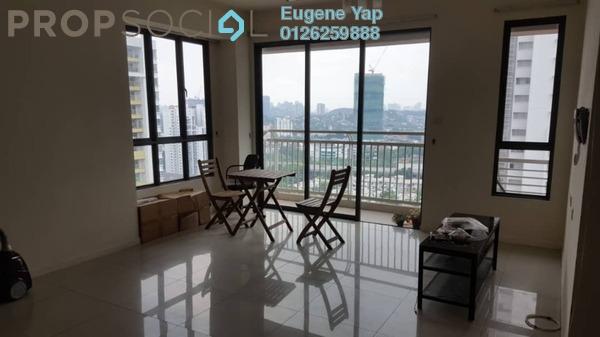 Condominium For Sale in Casa Kiara II, Mont Kiara Freehold Fully Furnished 3R/3B 850k