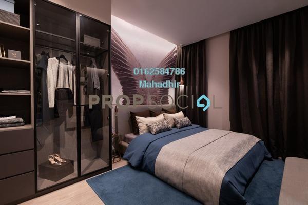 For Sale Serviced Residence at The Arcuz, Kelana Jaya Freehold Unfurnished 2R/1B 700k