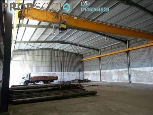 Factory For Rent in Balakong Jaya Industrial Park, Balakong Freehold Unfurnished 0R/0B 3.5k
