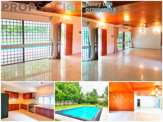 For Rent Bungalow at Desa Pahlawan, Ampang Hilir Freehold Semi Furnished 6R/5B 9k