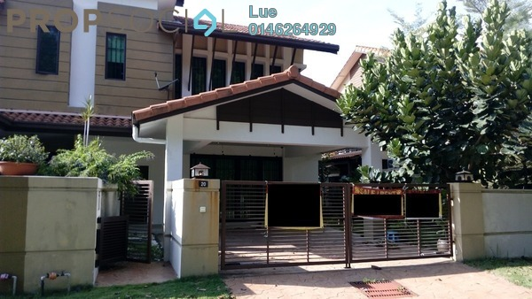 Semi-Detached For Rent in Country Heights Kajang, Kajang Freehold Semi Furnished 4R/5B 3.5k