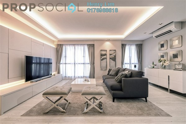For Rent Serviced Residence at Pavilion Residences, Bukit Bintang Freehold Fully Furnished 2R/2B 6k