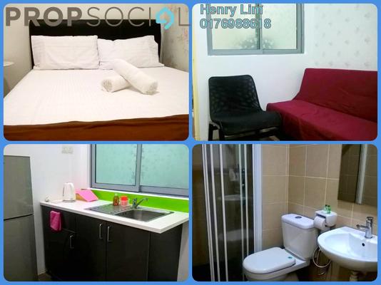 For Rent Serviced Residence at Taragon Puteri Bintang, Pudu Freehold Fully Furnished 1R/1B 1.4k