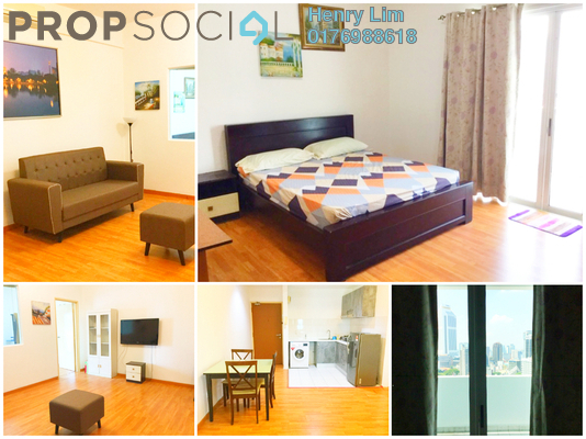 For Rent Serviced Residence at Maytower, Dang Wangi Freehold Fully Furnished 1R/1B 1.8k
