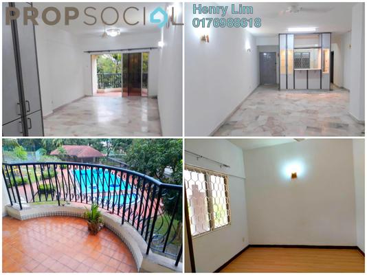 For Rent Condominium at Sri Jelatek, Wangsa Maju Freehold Semi Furnished 3R/2B 1.5k