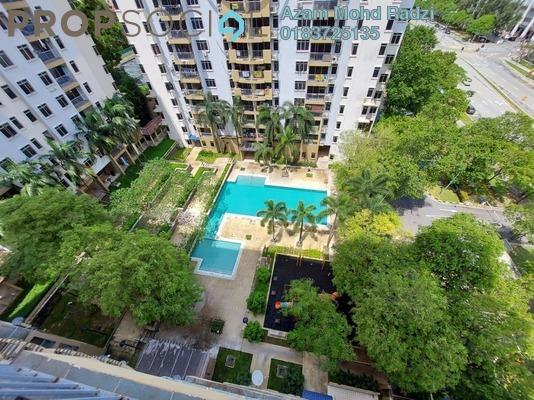 For Sale Condominium at Cyberia SmartHomes, Cyberjaya Freehold Semi Furnished 3R/2B 255k