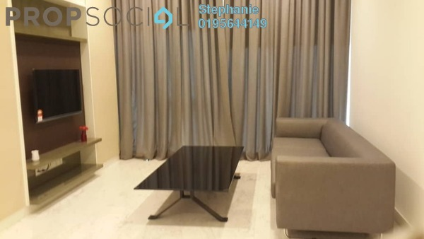For Rent Condominium at Platinum Suites, KLCC Freehold Fully Furnished 2R/2B 3.8k