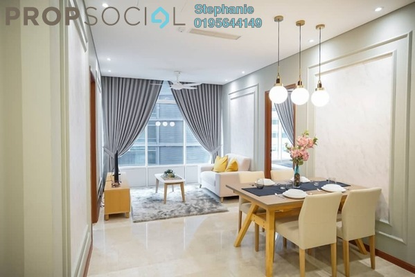 For Rent Condominium at Sky Suites @ KLCC, KLCC Freehold Fully Furnished 2R/2B 3.3k