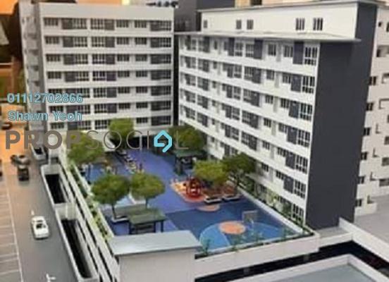 For Sale Apartment at Residensi Vista Agresif, Cheras Freehold Semi Furnished 3R/2B 295k