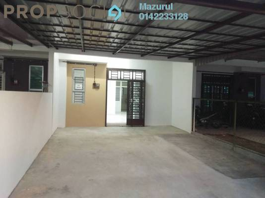 Terrace For Rent in Residensi Ledang, Gelang Patah Freehold Unfurnished 4R/3B 1.2k