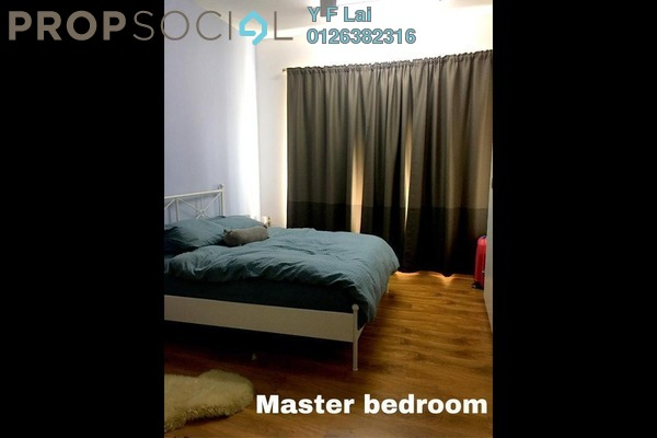 For Sale Condominium at Saville, Melawati Freehold Semi Furnished 3R/2B 420k