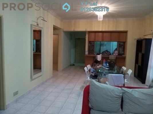 For Rent Condominium at Abadi Villa, Taman Desa Freehold Fully Furnished 3R/2B 1.6k