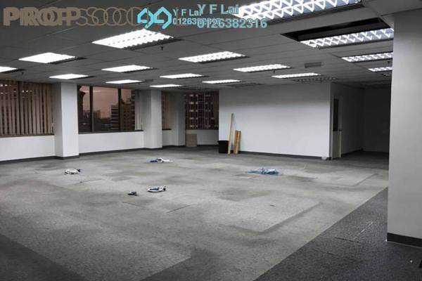 Office For Sale in Menara KH, KLCC Freehold Semi Furnished 0R/0B 2.55m