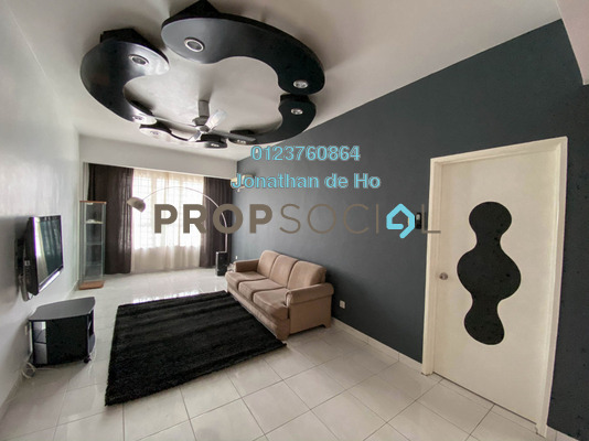 Condominium For Rent in Dataran Prima Condominium, Kelana Jaya Freehold Semi Furnished 2R/2B 1.7k