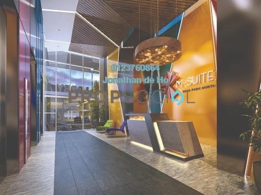 For Sale SoHo/Studio at M Suite, Bandar Menjalara Leasehold Unfurnished 2R/1B 319k