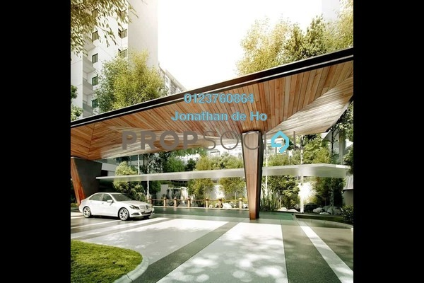 Condominium For Sale in Embayu @ Damansara West, Subang Leasehold Semi Furnished 3R/2B 510k
