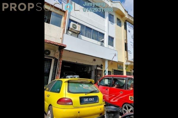 For Rent Shop at Taman Medan Pejasa, PJ South Freehold Unfurnished 0R/1B 2.5k
