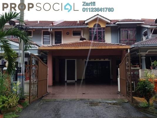 Terrace For Rent in Damansara Emas, Kota Damansara Freehold Semi Furnished 3R/3B 2.5k