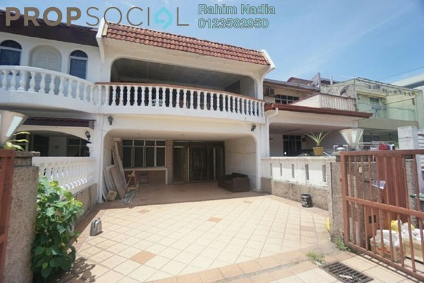 For Sale Terrace at Taman OUG, Old Klang Road Freehold Semi Furnished 4R/3B 850k