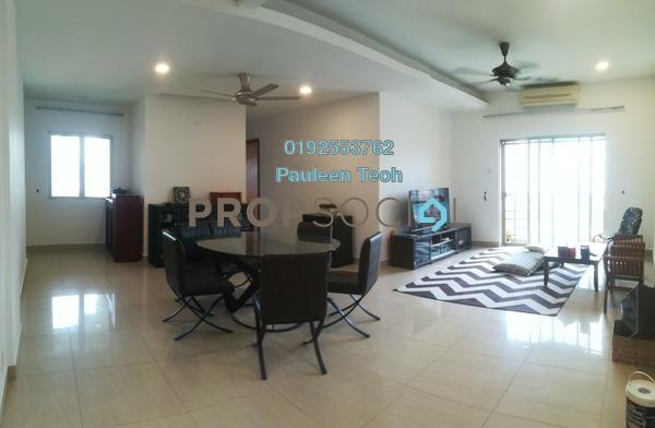 For Sale Condominium at Anggun Puri, Dutamas Freehold Semi Furnished 4R/3B 690k