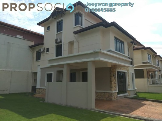 For Sale Bungalow at Mutiara Indah, Puchong Freehold Semi Furnished 5R/4B 1.28m