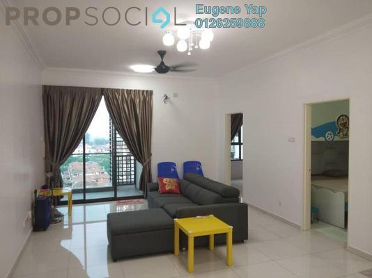 For Rent Serviced Residence at Suria Putra, Bukit Rahman Putra Freehold Fully Furnished 2R/2B 1.5k