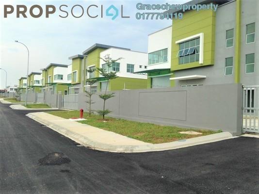 Factory For Rent in Taman Perusahaan Ringan Pulai, Skudai Freehold Unfurnished 0R/0B 7.8k