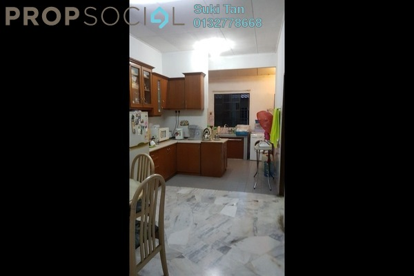 For Sale Terrace at SD11, Bandar Sri Damansara Freehold Semi Furnished 3R/2B 760k