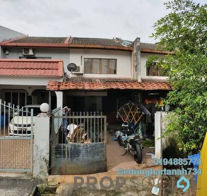 Terrace For Sale in Taman Mesra, Senai Freehold Unfurnished 3R/2B 450k