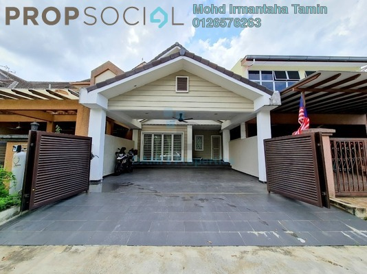Terrace For Sale in Taman Tadisma, Shah Alam Freehold semi_furnished 6R/3B 880k
