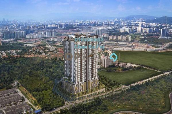 Condominium For Sale in Residensi Bintang, Bukit Jalil Freehold Semi Furnished 3R/2B 550k