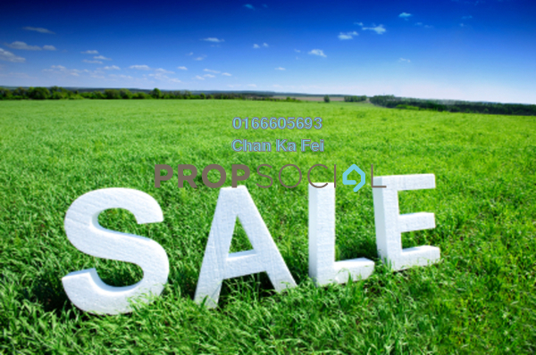 For Sale Land at Taman Puchong Prima, Puchong Leasehold Unfurnished 0R/0B 275k