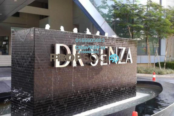 For Sale Condominium at Senza Residence, Bandar Sunway Freehold Fully Furnished 3R/2B 660k
