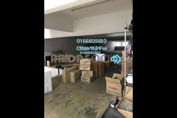 Factory For Sale in Taman Sri Serdang, Seri Kembangan Leasehold Semi Furnished 11R/5B 3.2m
