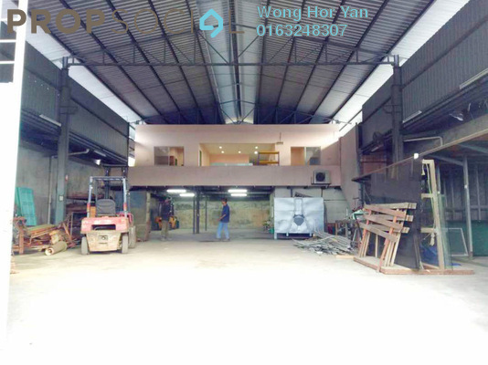 Factory For Rent in Pusat Perindustrian Sungai Chua, Kajang Freehold Unfurnished 0R/2B 7k