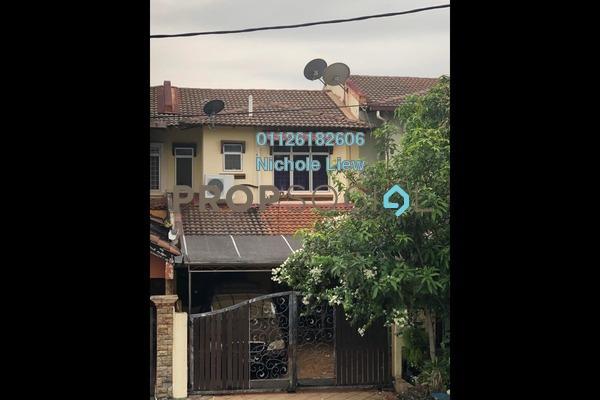 For Sale Link at Saujana Impian, Kajang Freehold Semi Furnished 4R/3B 480k