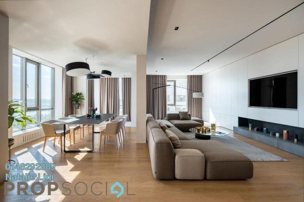 Condominium For Sale in Berlian Residence @ Setapak, Kuala Lumpur Freehold Unfurnished 5R/4B 730k