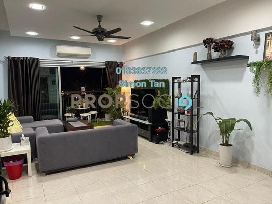 For Rent Condominium at Kelana Mahkota, Kelana Jaya Freehold Fully Furnished 3R/2B 2k