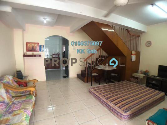 For Sale Terrace at Taman Sri Bahagia, Cheras South Freehold Fully Furnished 3R/2B 480k