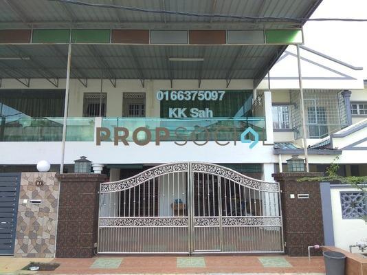 For Sale Terrace at Taman Jaya II, Semenyih Freehold Semi Furnished 4R/3B 518k