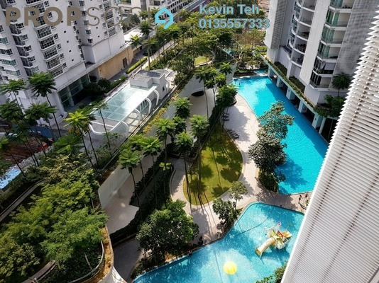 For Sale Condominium at 28 Mont Kiara, Mont Kiara Freehold Fully Furnished 3R/3B 2.3m