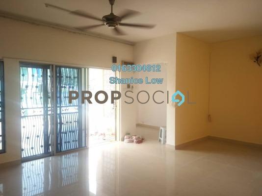 For Sale Terrace at Puteri 10, Bandar Puteri Puchong Freehold Semi Furnished 4R/3B 890k