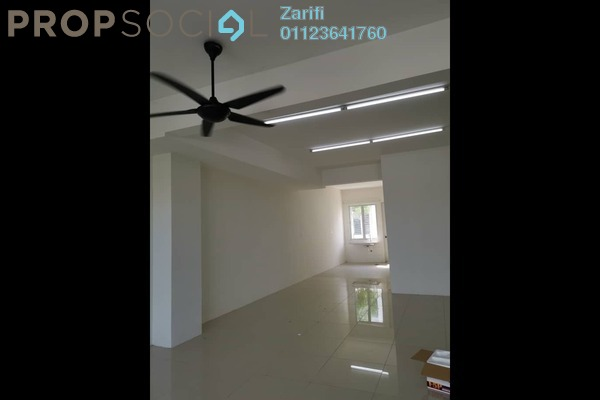 For Sale Terrace at Casa View Cybersouth, Cyberjaya Leasehold Unfurnished 4R/3B 640k